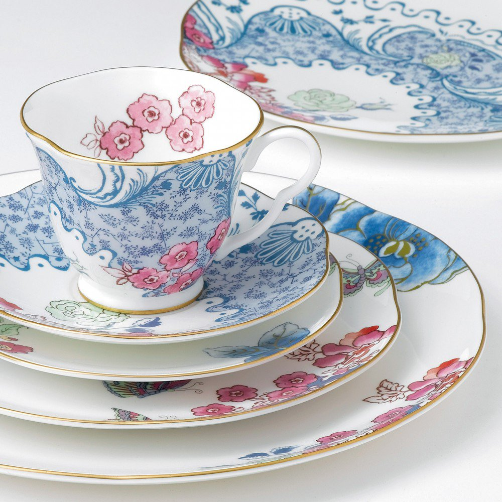 Wedgwood Butterfly Bloom Collection