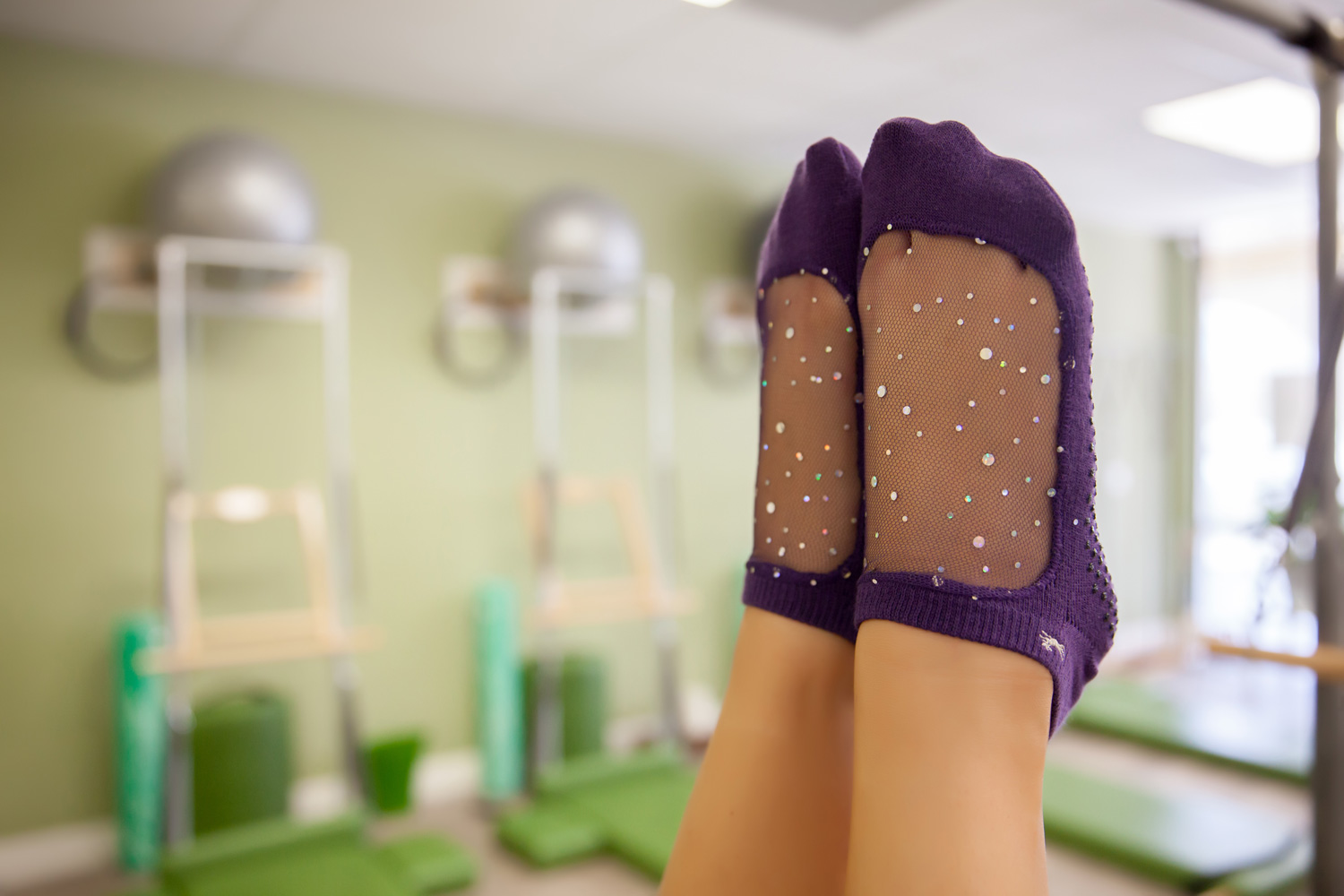 SHASHI Socks Star Regular Toe Sugarplum