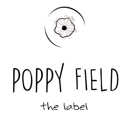 Poppy Field the label logo