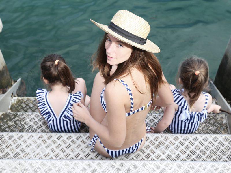 Seahaven Swimwear Womens Navy Bikini