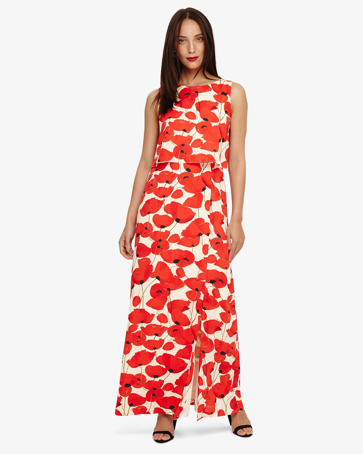 Dorothy Poppy Maxi Dress Phase Eight