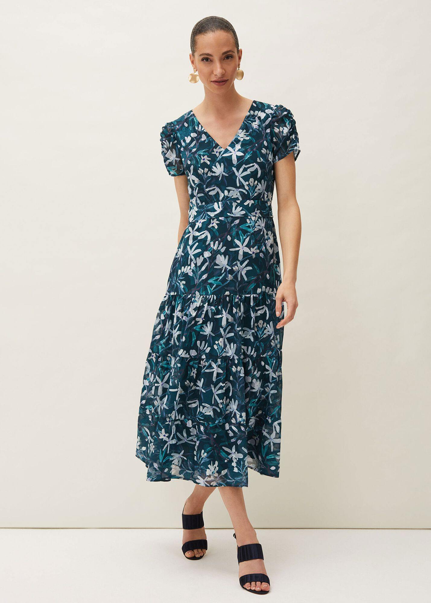 Lola Floral Dress Phase Eight Occasion Wear Dresses Floral Print
