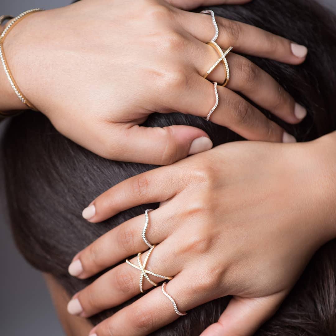 Nikuma Jewellery Rings