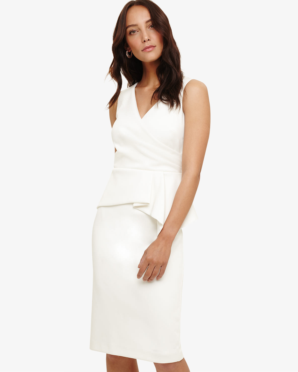 Saskia Scuba Dress Phase Eight