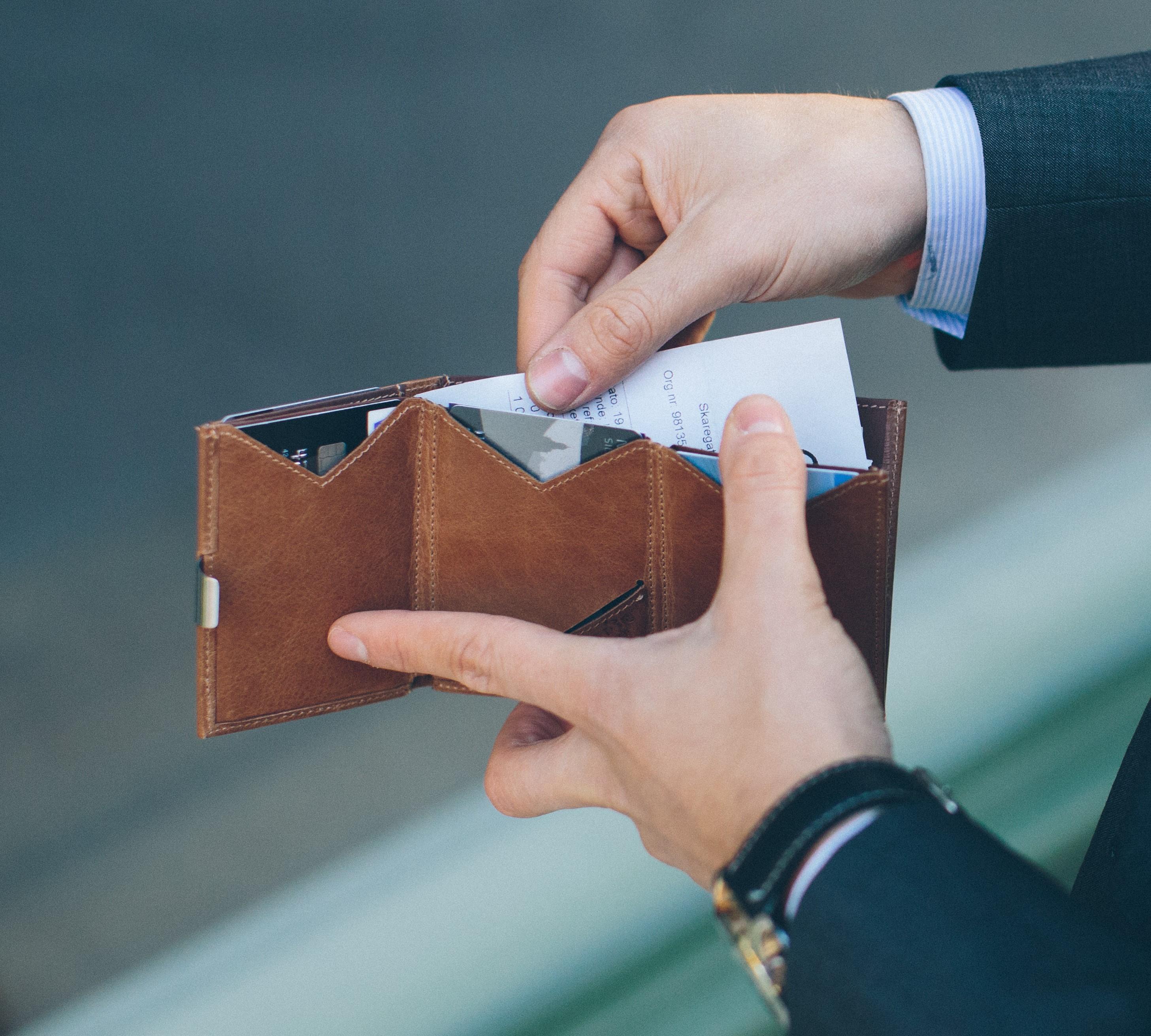 Exentri Wallet Unique Features