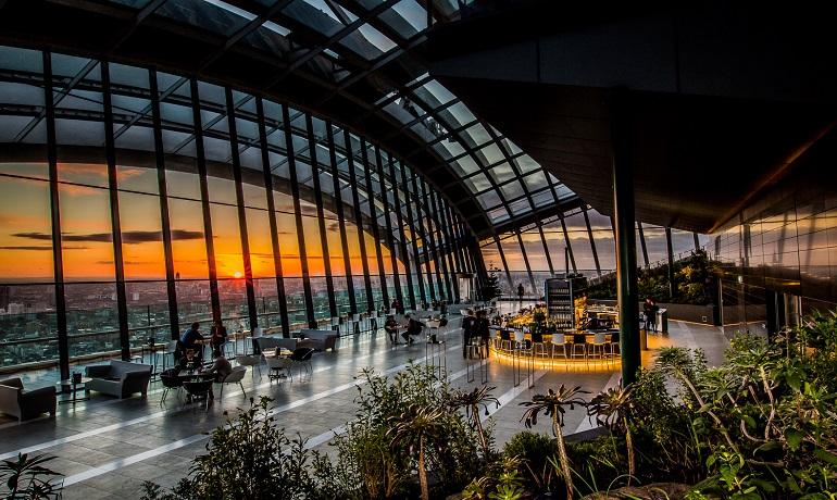 Sky Pod Bar, London