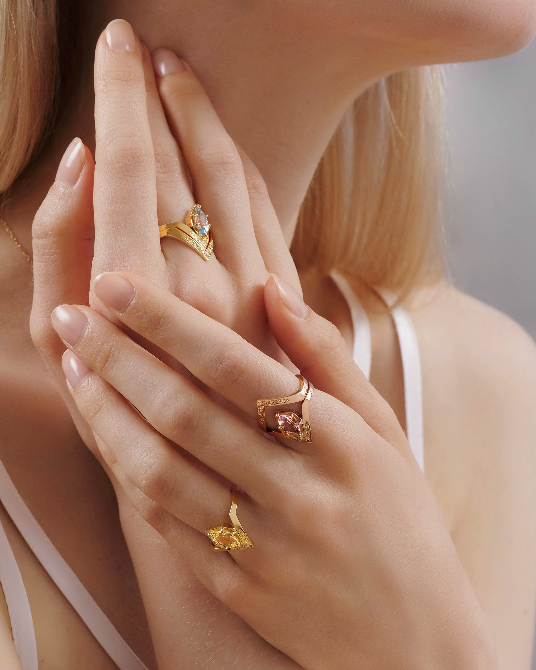 Clare Collection Myla Osuca Jewellery
