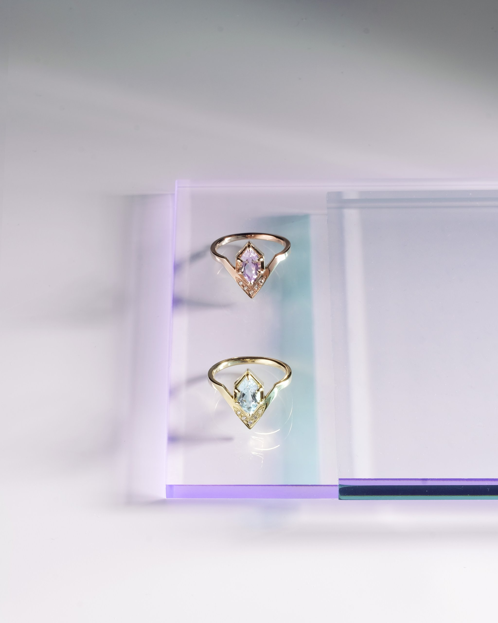 Clare Collection Rings Myla Osuca