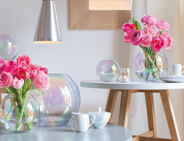Iridescent Homeware Trend