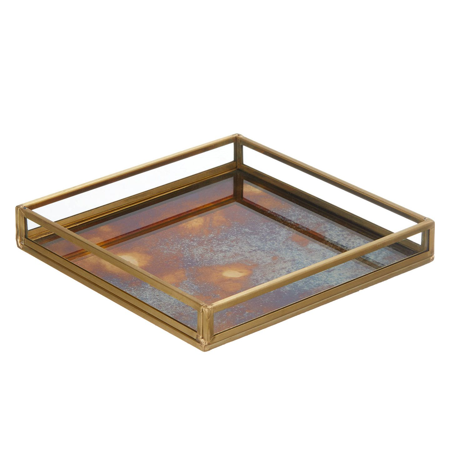 John Lewis Iridescent Square Tray