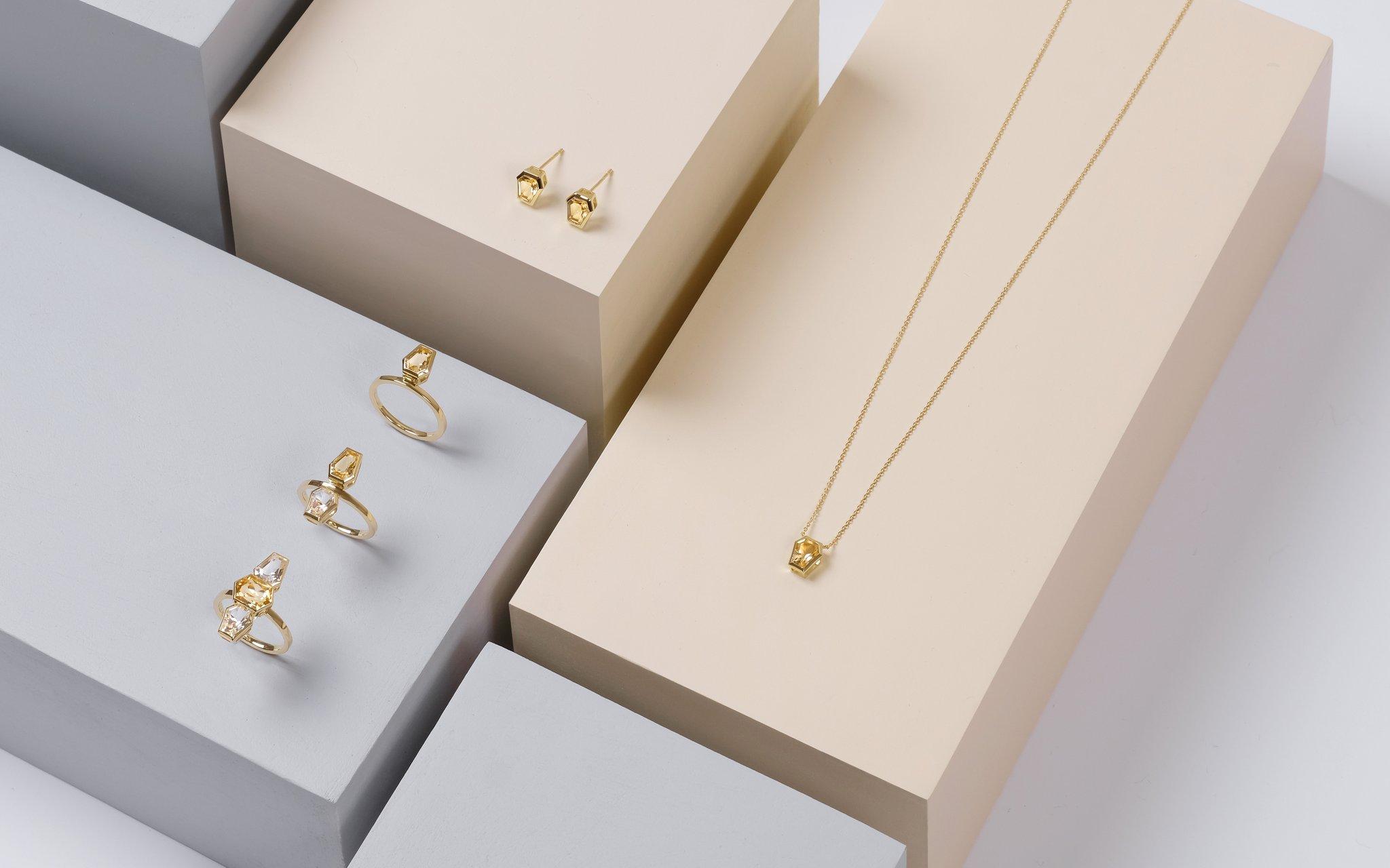 Myla Osuca Fine Jewellery Hexa Collection