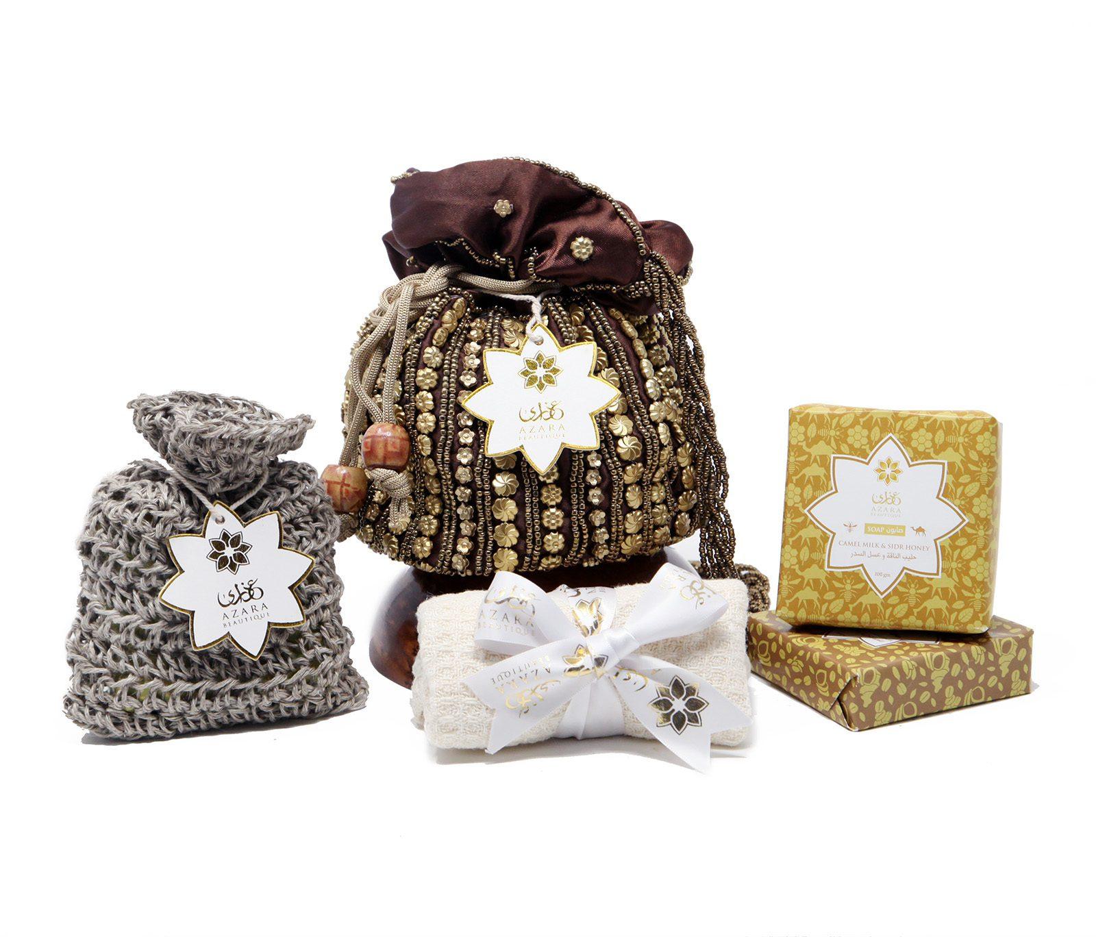 Arabian Soap Gift Pouch