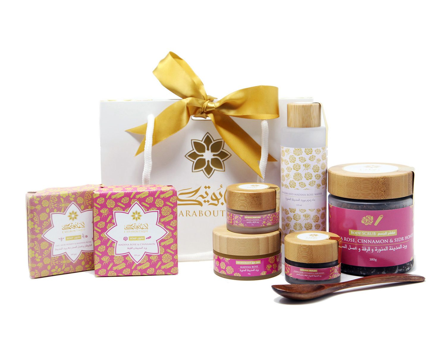 L'Araboutique The Deluxe Madina Rose Collection