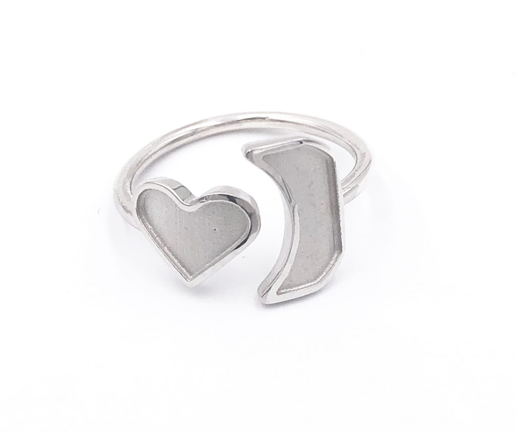 Trigger Heart Ring
