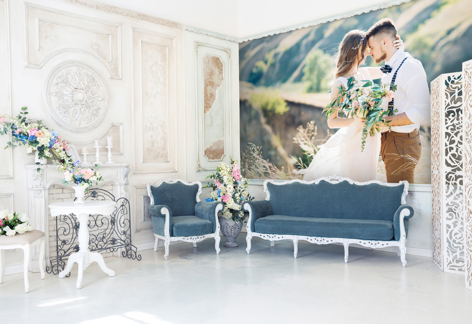 Photo Upload Wall Art Wallpaper Mural