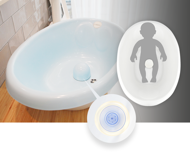 Adjustable Baby Bath Tub
