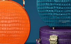 Luxury Leather Croc Handbags