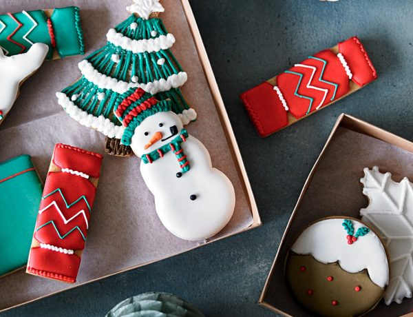 Iced Biscuit Gifts Biscuiteers