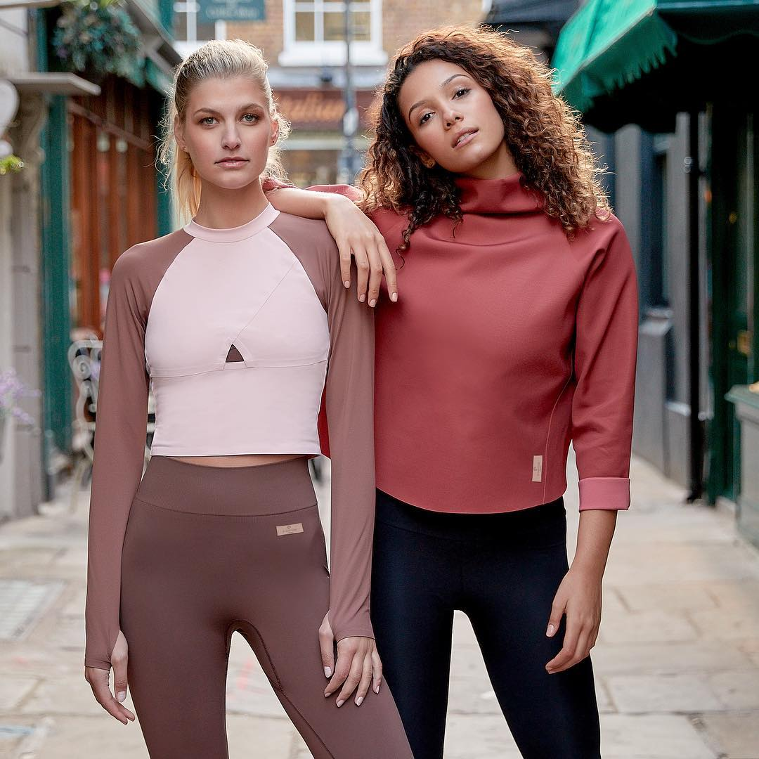 Matching Activewear Sets
