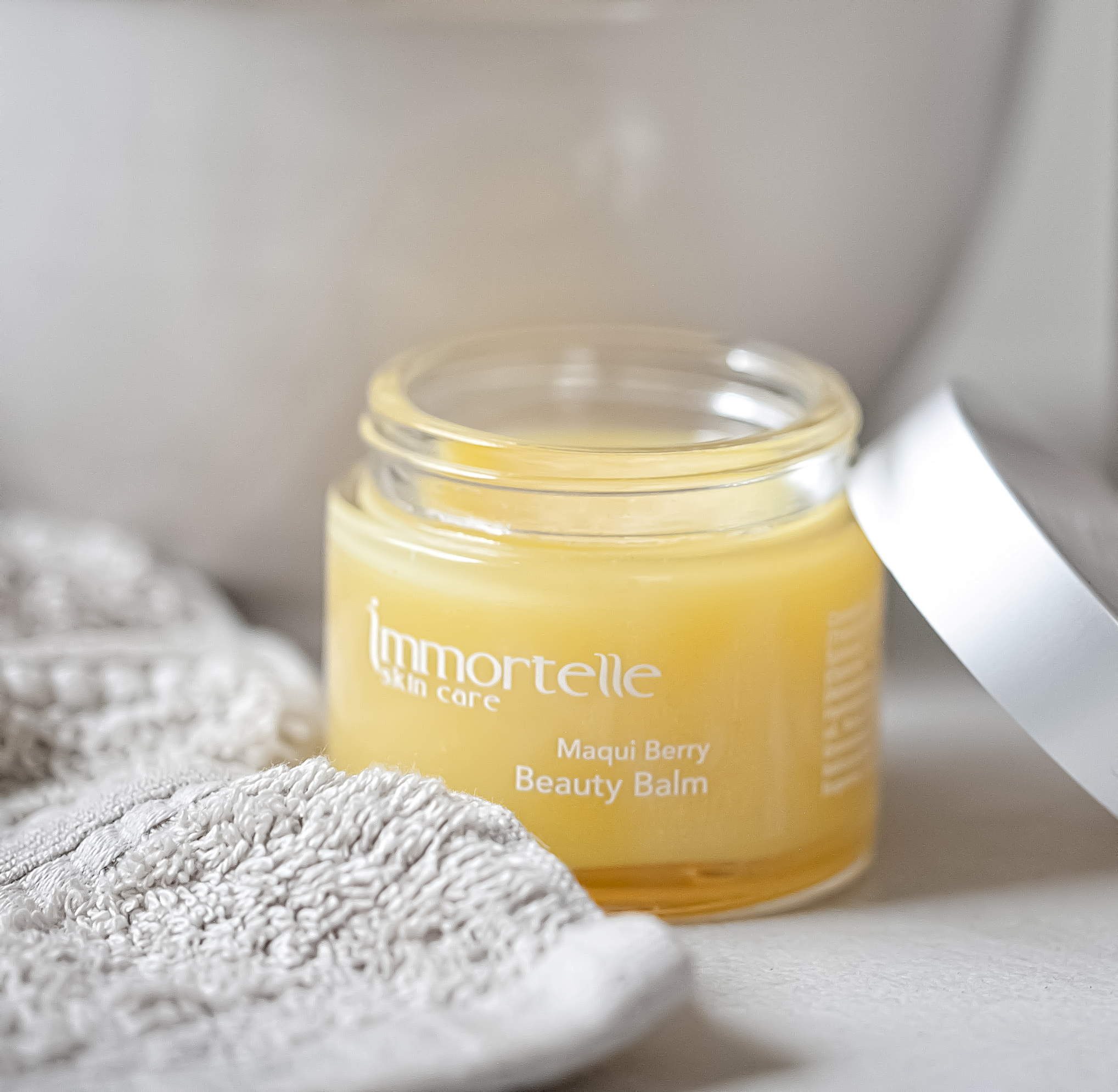 Immortelle Skin Care Maqui Berry Beauty Balm