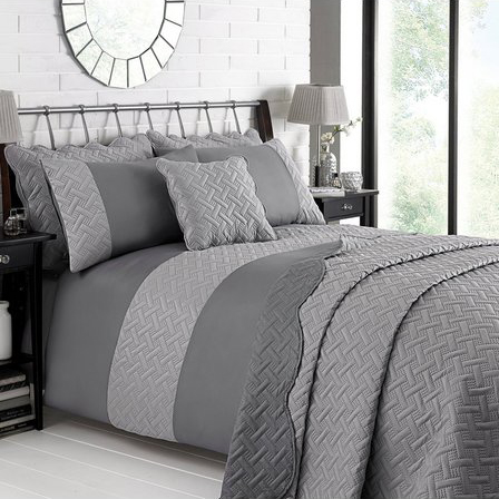 Grey Duvet Set