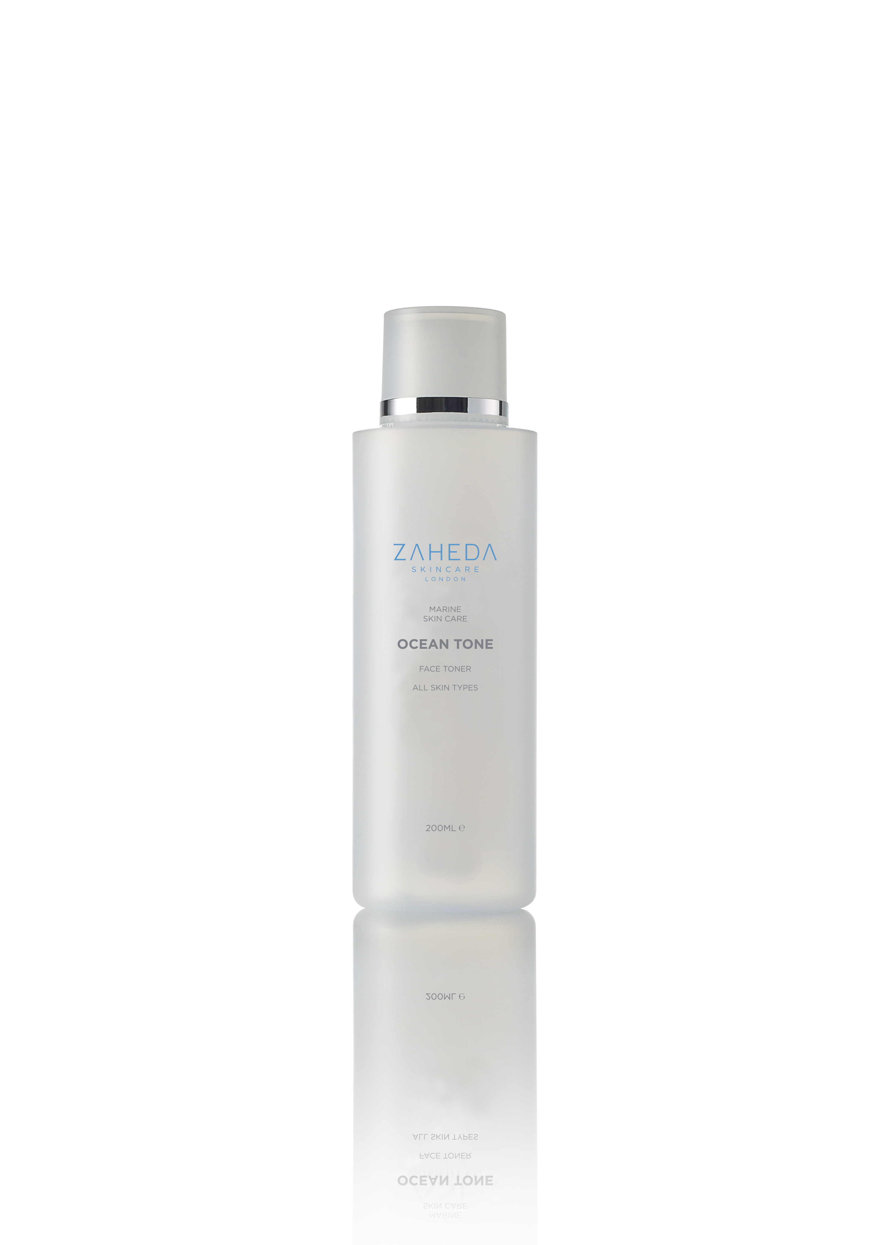 ZAHEDA Skincare London Ocean Tone Face Toner Rose Water