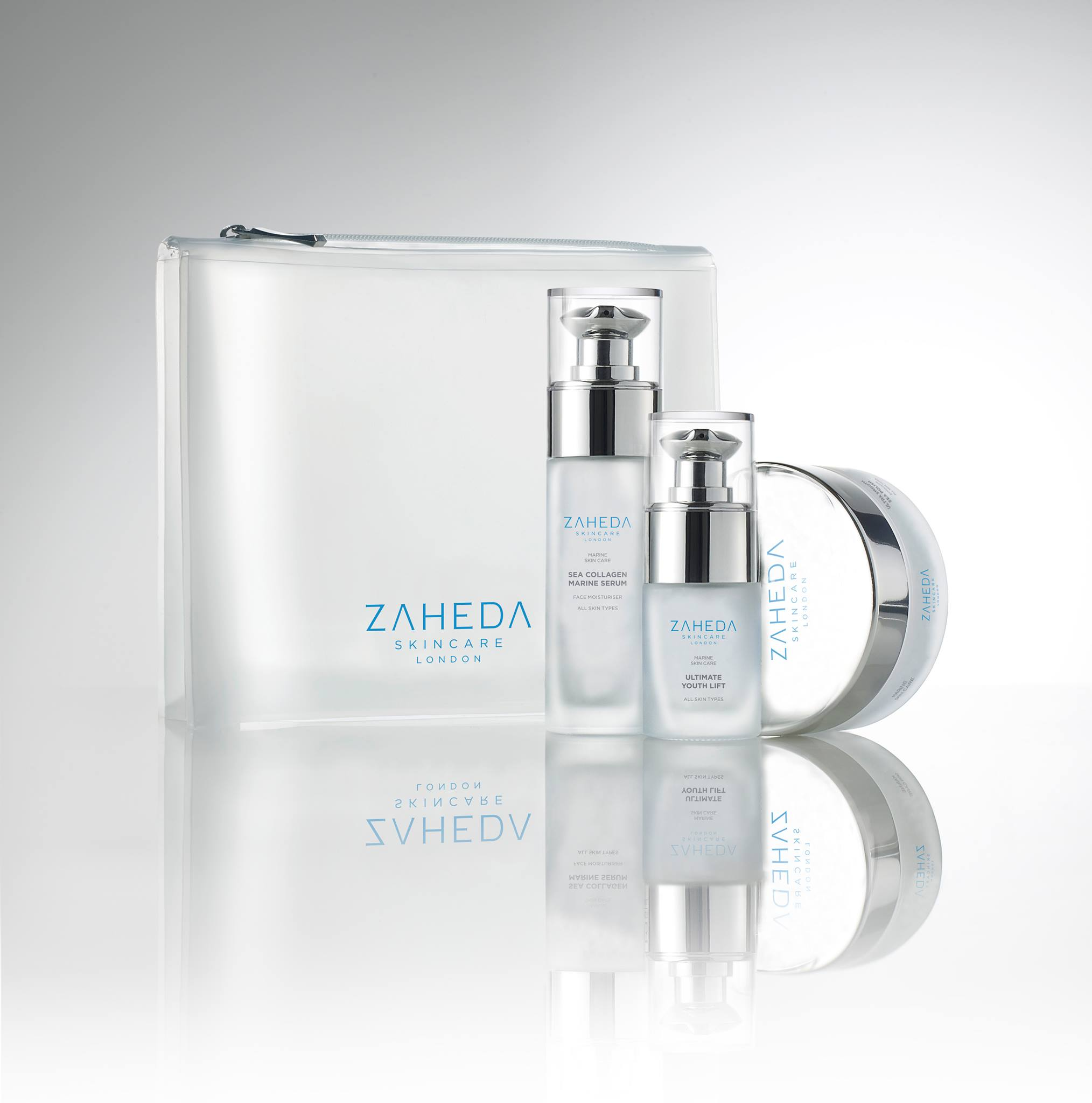 ZAHEDA Skincare London Gift Set