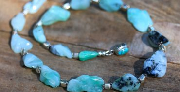 Jill McCrystal Gemstone Jewellery Nature Inspired Collection