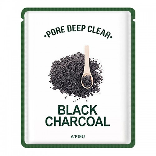 Black Charcoal Face Mask