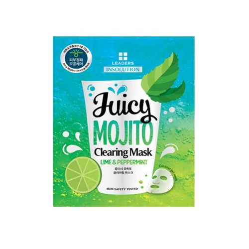 Mojito Face Mask Coconut Lime Peppermint