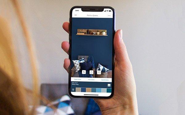 Coloursnap Visualizer App