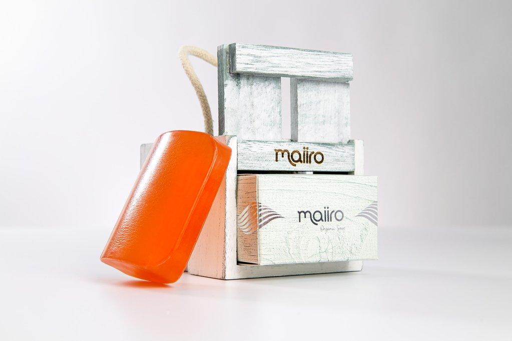 Maiiro Seaweed Soap