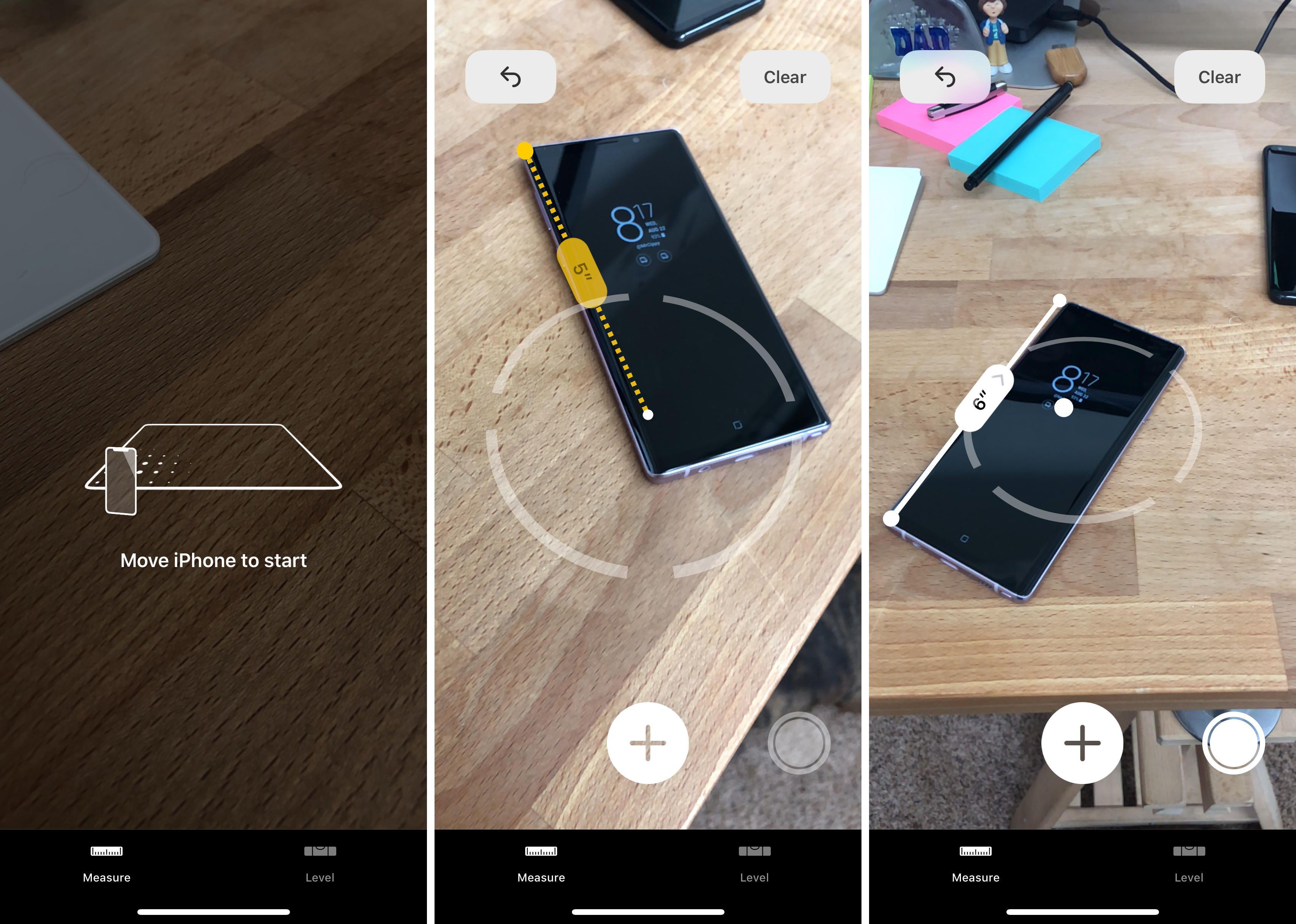 Measure Mobile App
