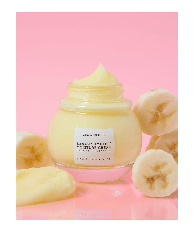 Glow Recipe Korean Skincare Banana Soufflé Moisture Cream