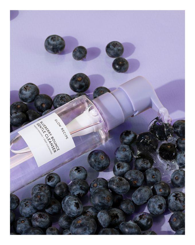 Glow Recipe Blueberry Bounce Gentle Cleanser Korean Skincare
