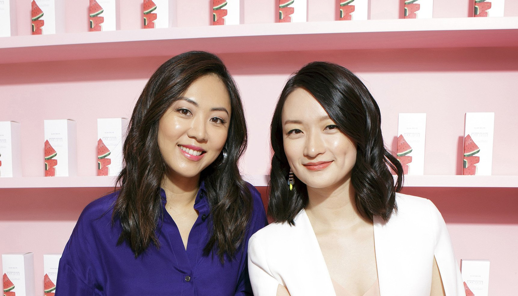 Glow Recipe Founders Sarah Lee and Christine Chang