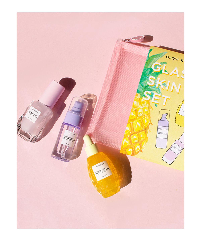 Glow Recipe Glass Skin Set Korean Skincare