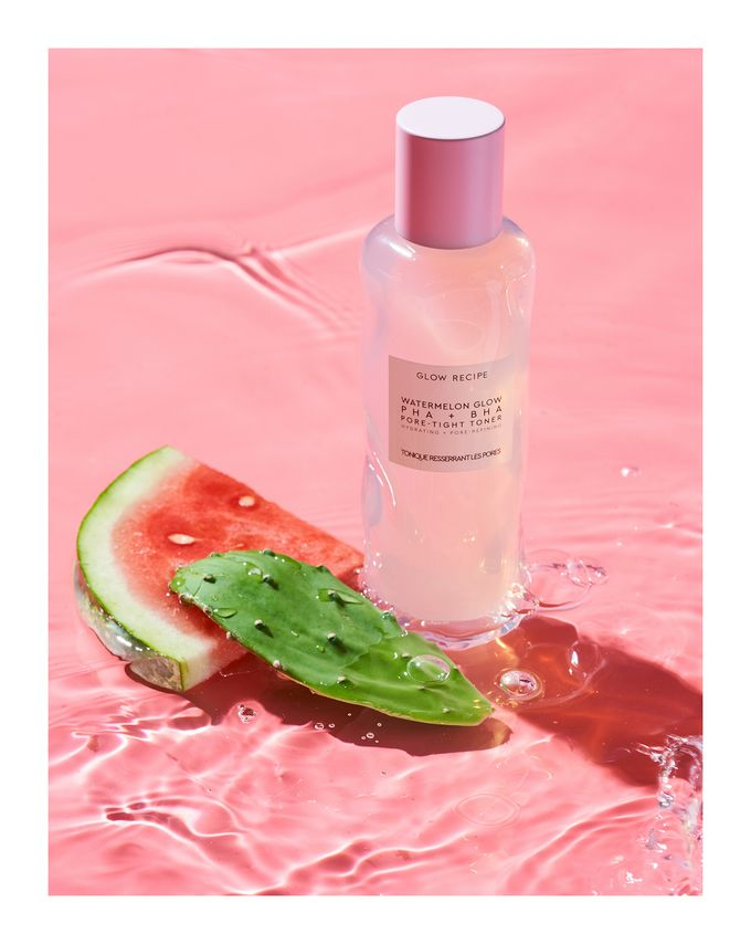 Glow Recipe Watermelon Glow PHA + BHA Pore-Tight Toner Korean Beauty