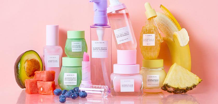 Glow Recipe Fruit Powered Korean Skincare Range Cult Beauty