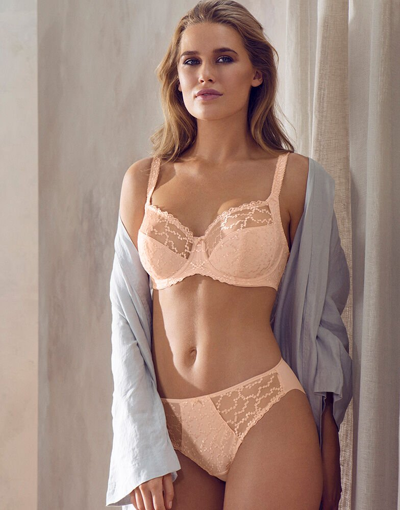 Fantasie Ana Underwired Side Support Bra Blush