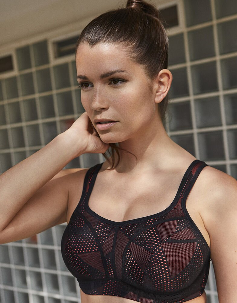 Award Winning Underwired Sports Bra