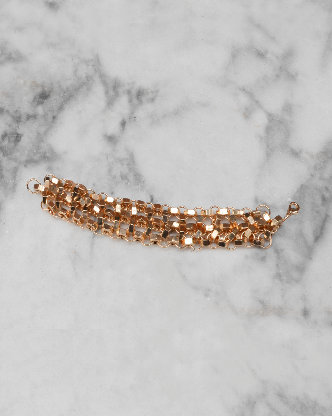 Reuse Design Canvas Bracelet