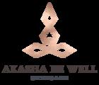 Akasha Be Well Skincare Logo