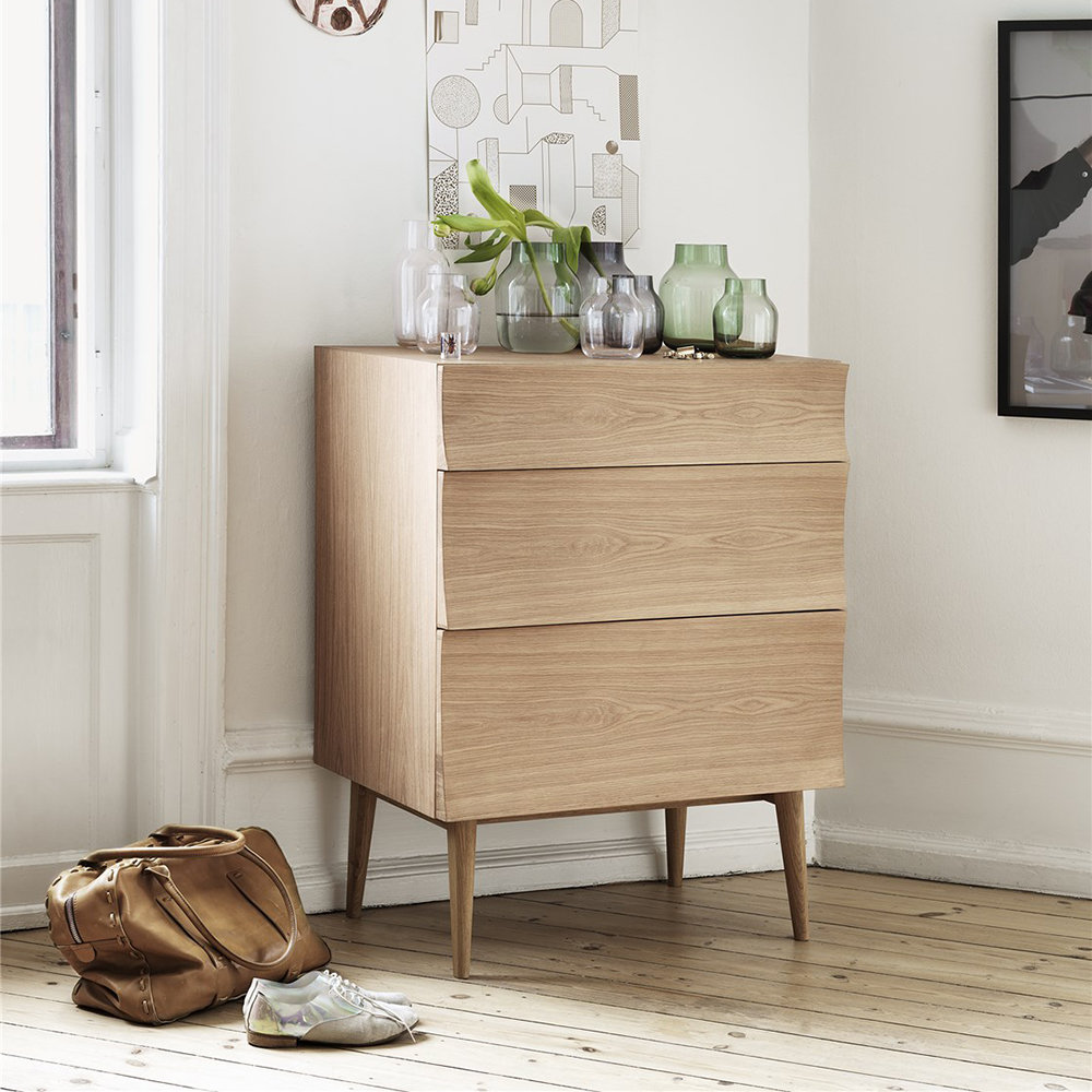 Luxury Oak Chest Of Drawers