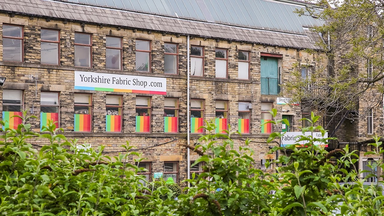 Yorkshire Fabric Shop Online and Fabric Mill Shop