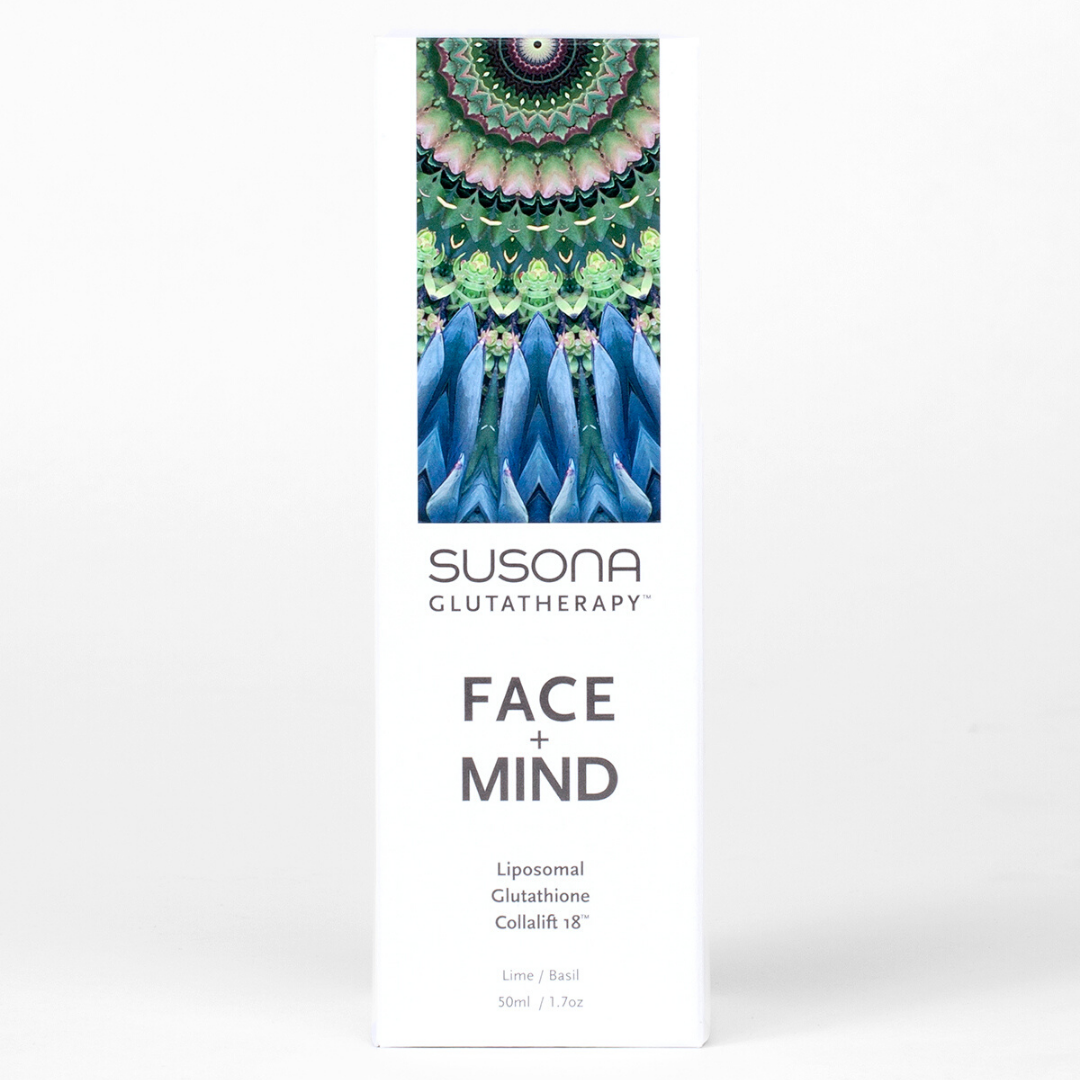Susona Glutathione Skincare Glutatherapy™ Liposomal Face Serum Antioxidant