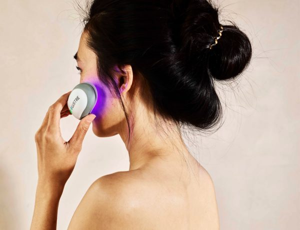 LUSTRE ClearSkin Acne Treatment Blue Light Therapy Device Face