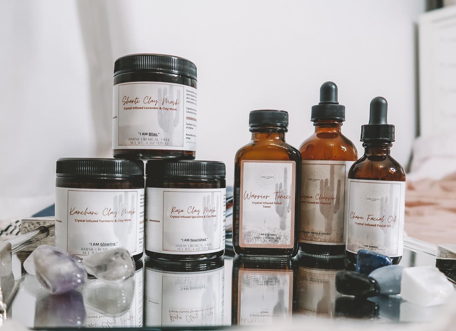 Sono Essence Crystal Infused Luxury Skincare
