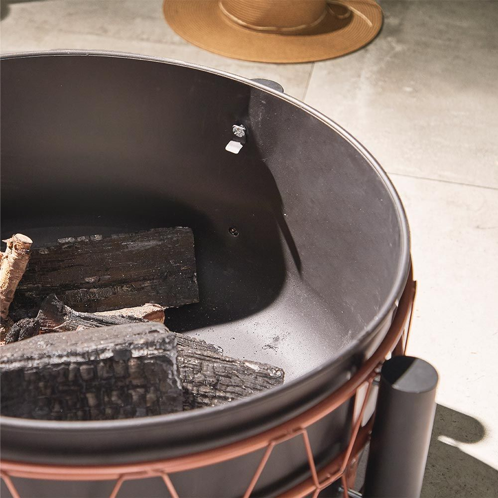 Outdoor Heating Fire Pit