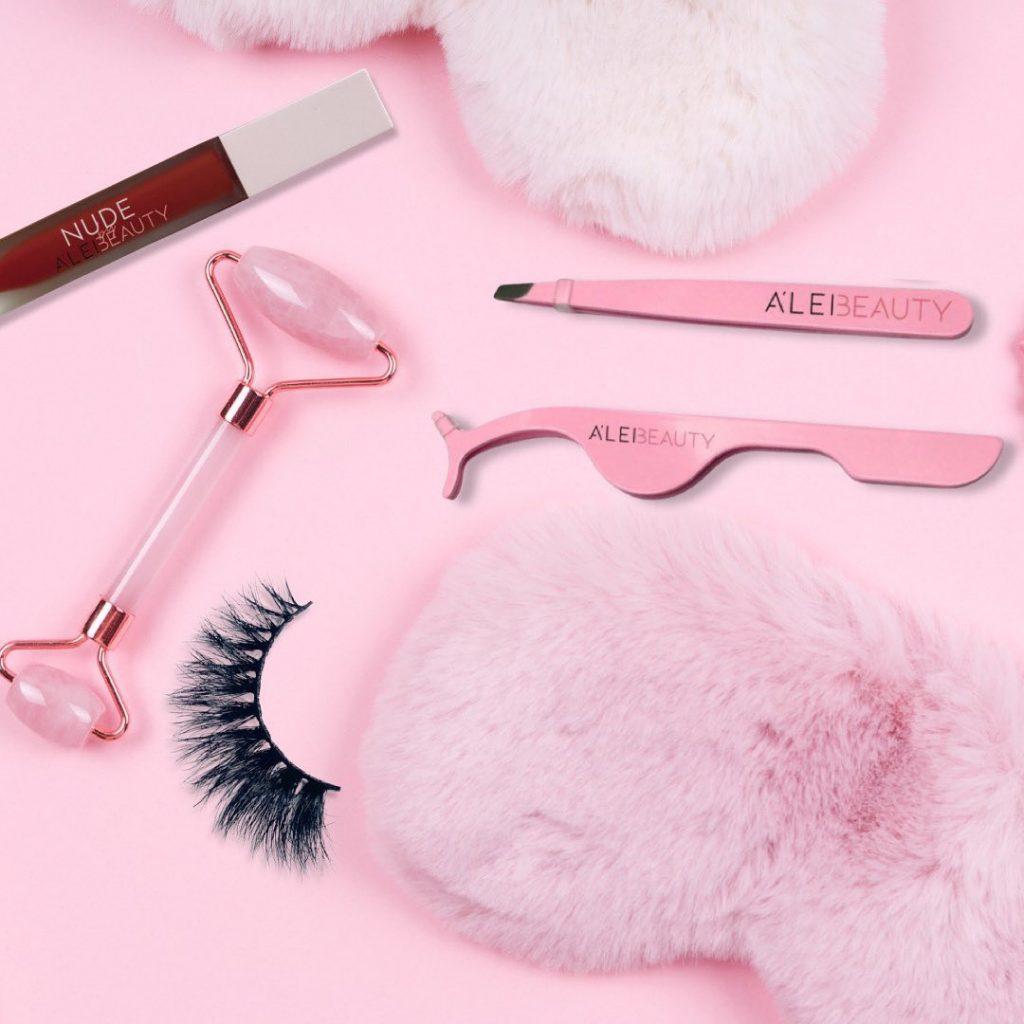 A'Lei Beauty Makeup Products Best Sellers Matte Liquid Lipsticks False Lashes